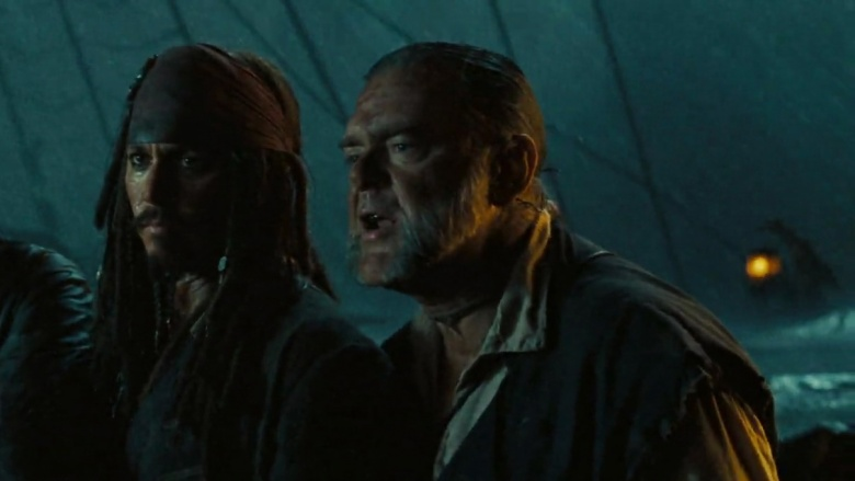 Big mistakes in Pirates of the Carribean movies