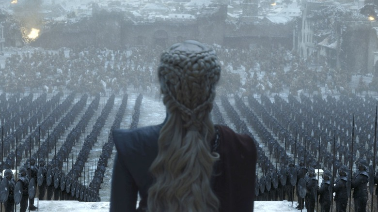 Daenerys returns