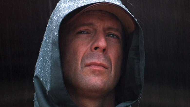 Bruce Willis as David Dunn