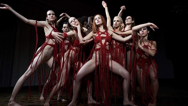 Suspiria red dance Volk promo