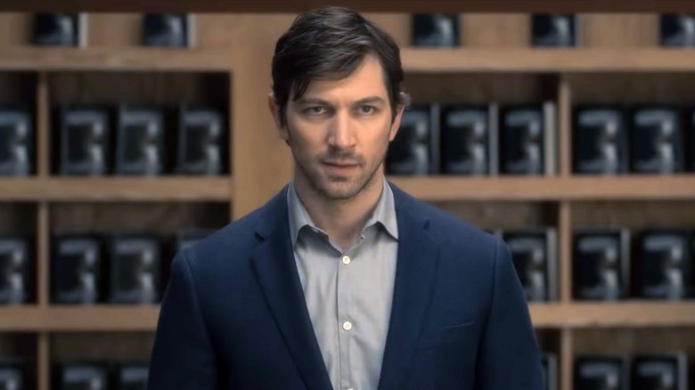 Steven Crain in The Haunting of Hill House