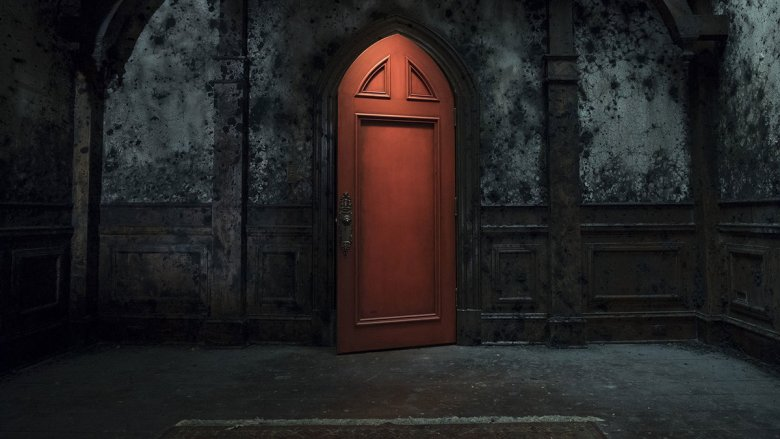 The Haunting of Hill House's Red Room