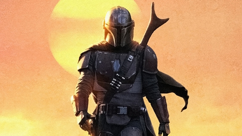 The ending of The Mandalorian episode one explained