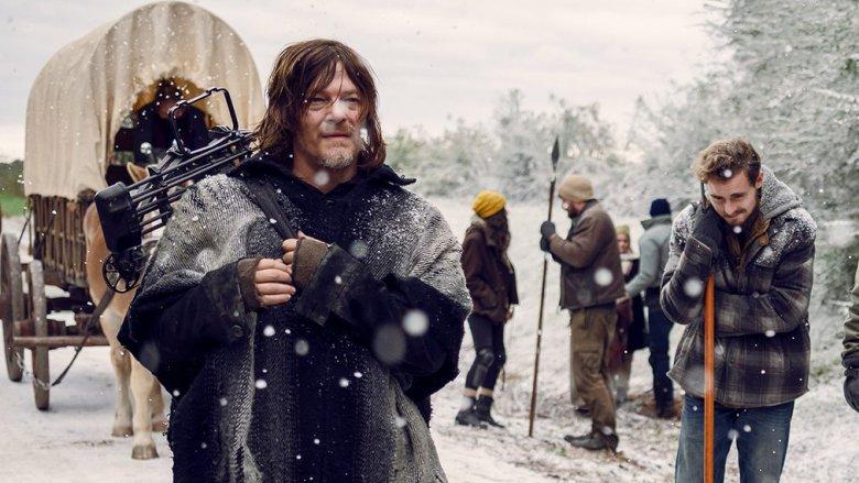 Daryl aiuta i rifugiati del Regno