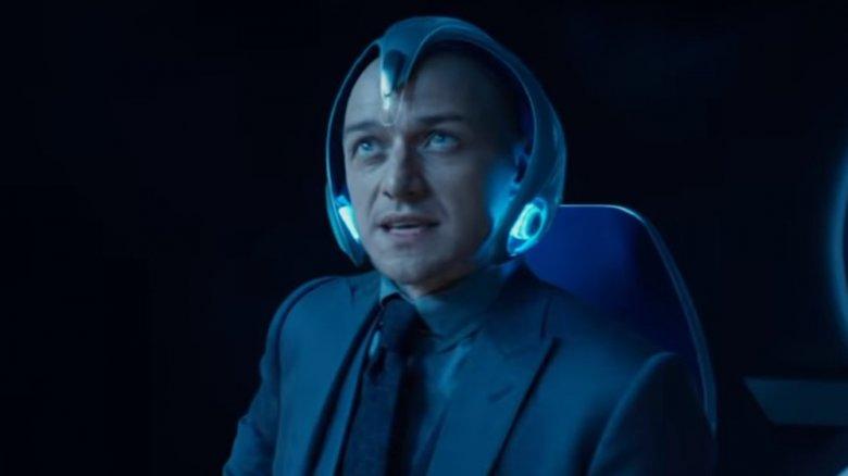 Professor Xavier X-Men Dark Phoenix