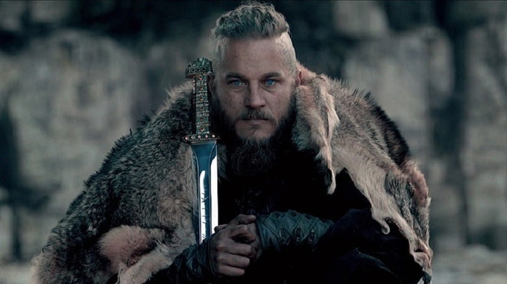 Ragnar reflects after becoming king