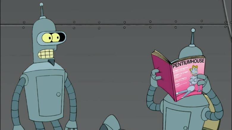 The Flexo mistake that bothers Futurama fans