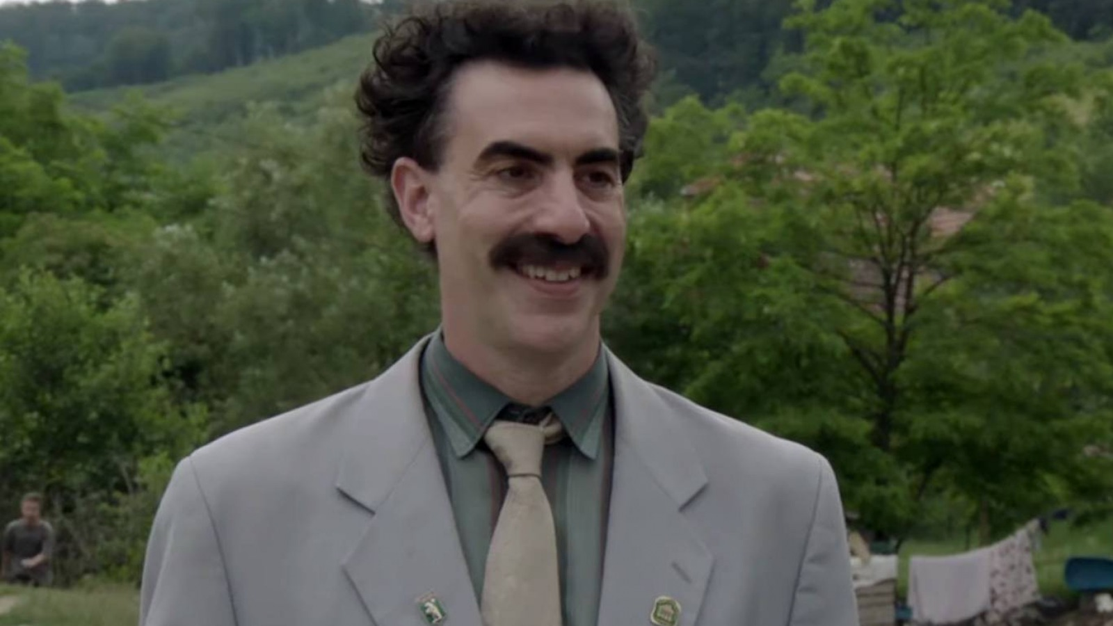 The wild full-length trailer for Borat 2 is here
