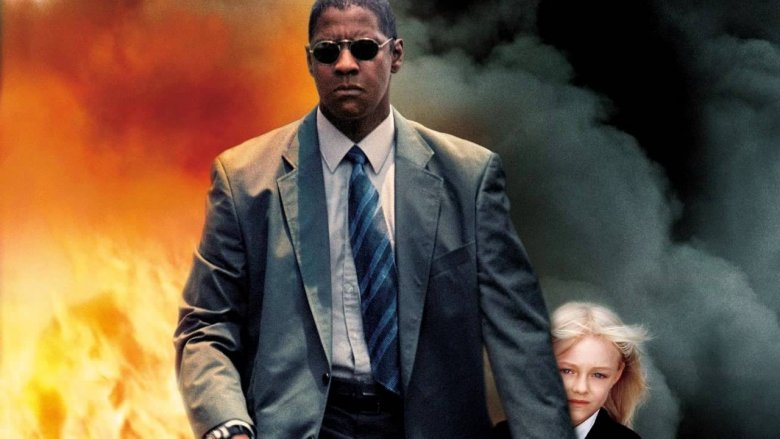 Denzel Washington in Man on Fire