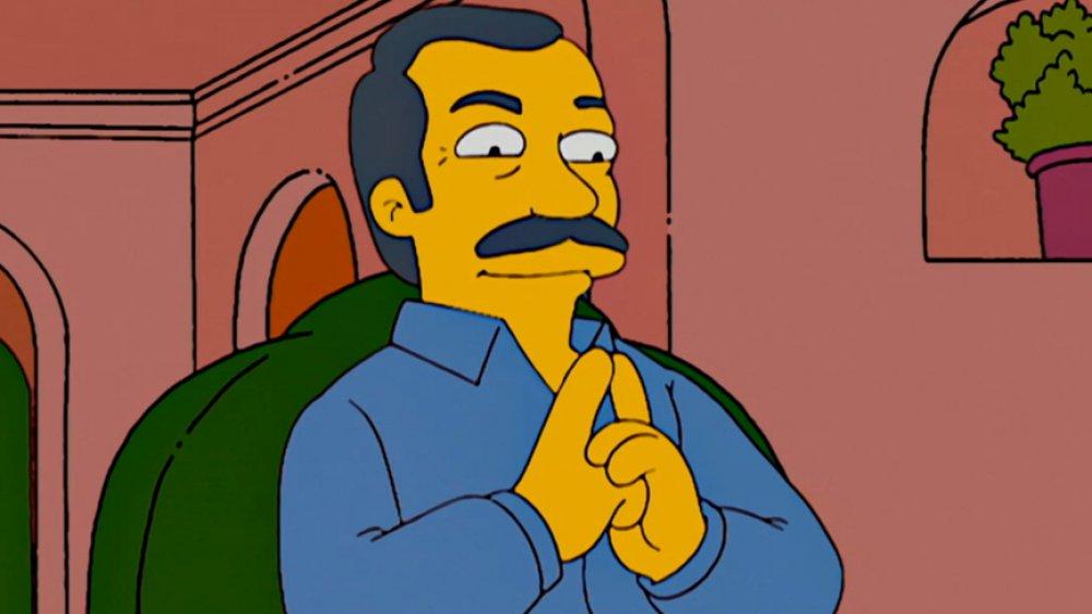 As Aparições na história dos Simpsons Mais Bizarras 6
