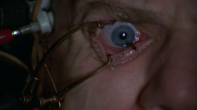 A Clockwork Orange - Eye
