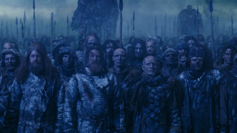 Game of Thrones army of the dead
