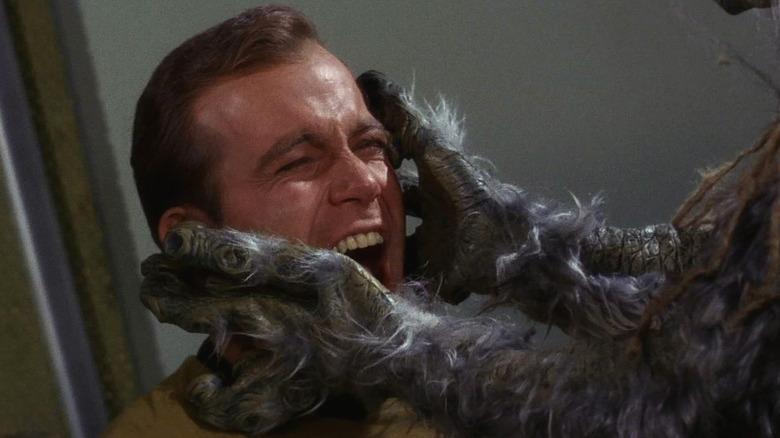 Kirk gets salt drained
