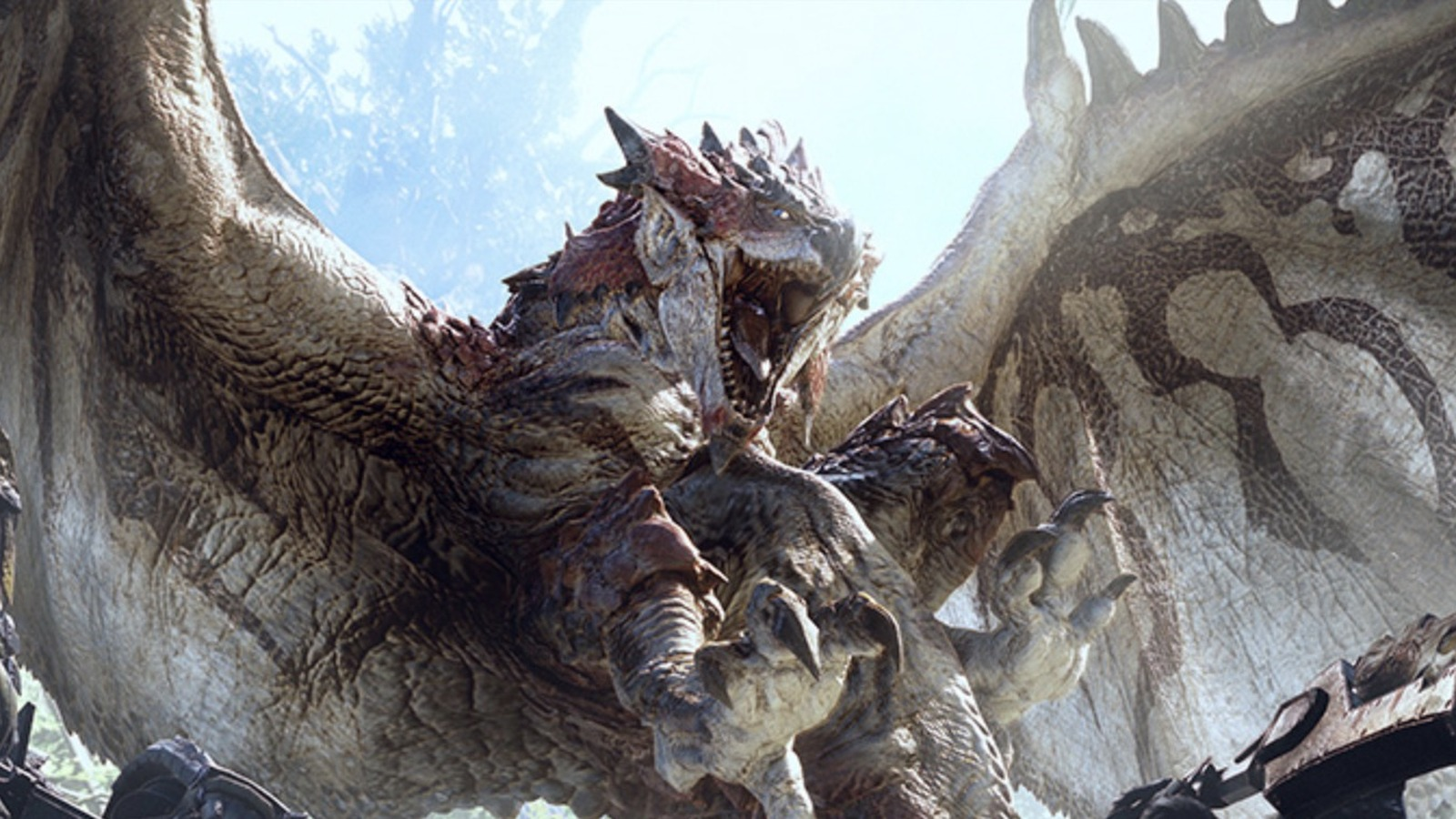 monster hunter movie screenshots