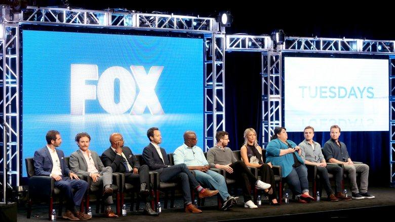 Fox Network upfront presentation