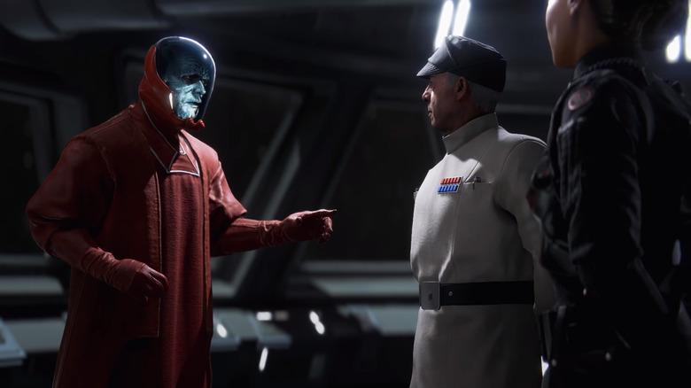 Star Wars Battlefront II Operation Cinder