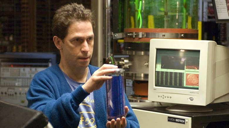 Tim Blake Nelson as Samuel Sterns in Incredible Hulk
