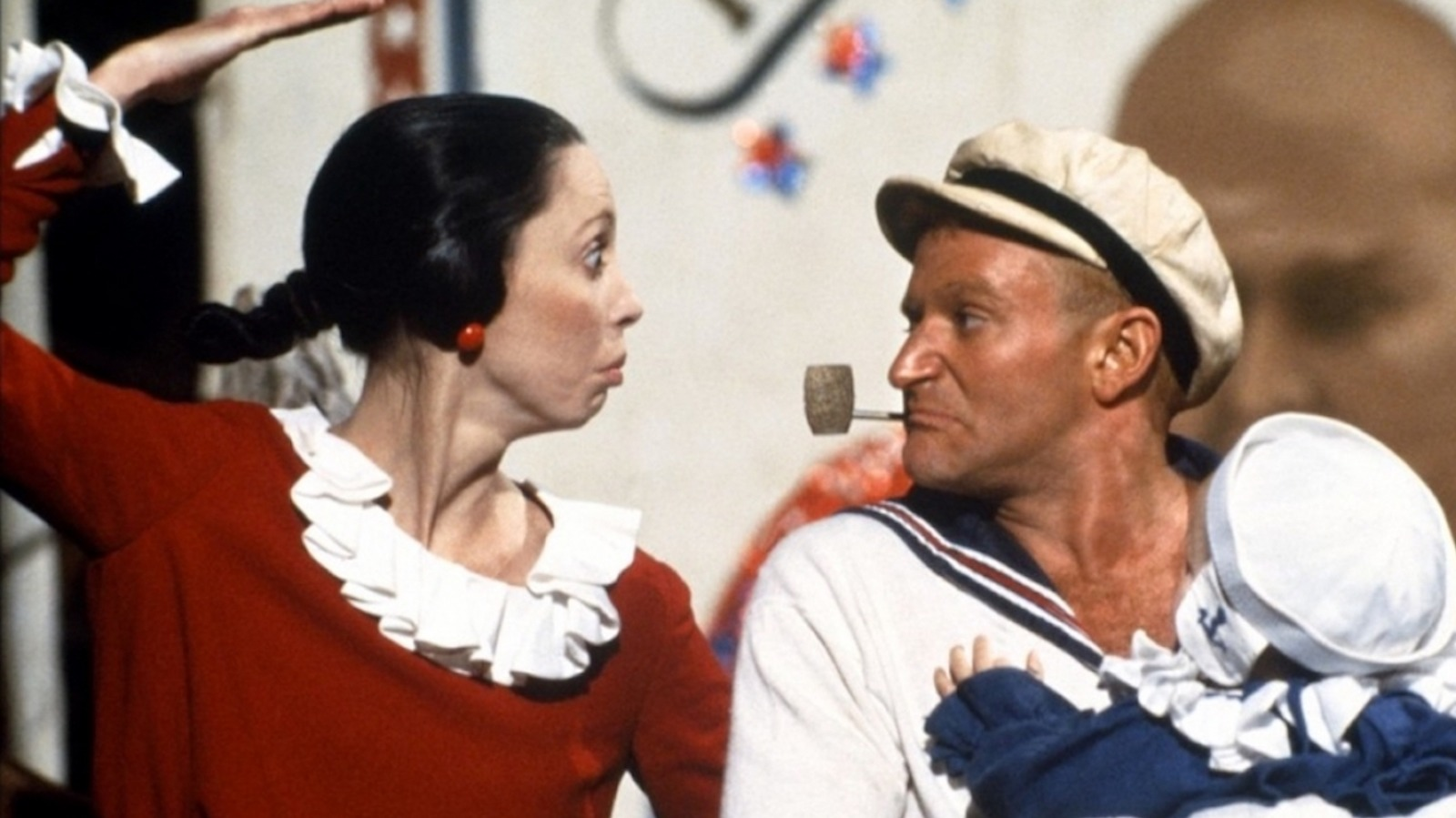 The Theme Park That Brings Popeye The Sailor Man To Life