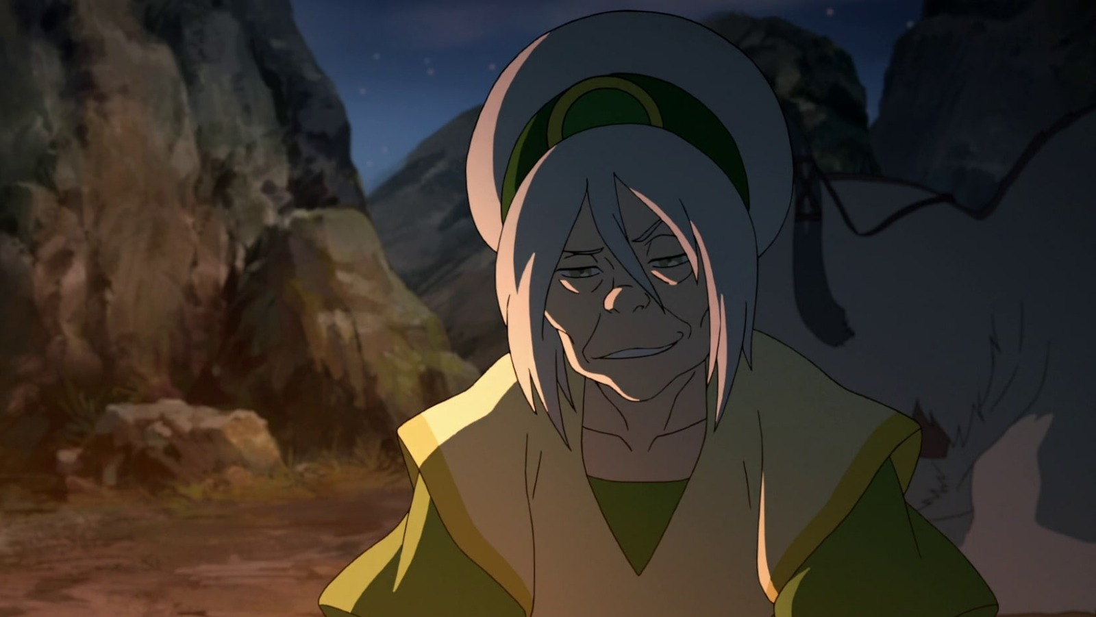 The Toph Detail They Never Explore In The Legend Of Korra