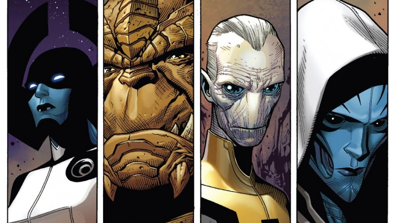 The Black Order in Infinity