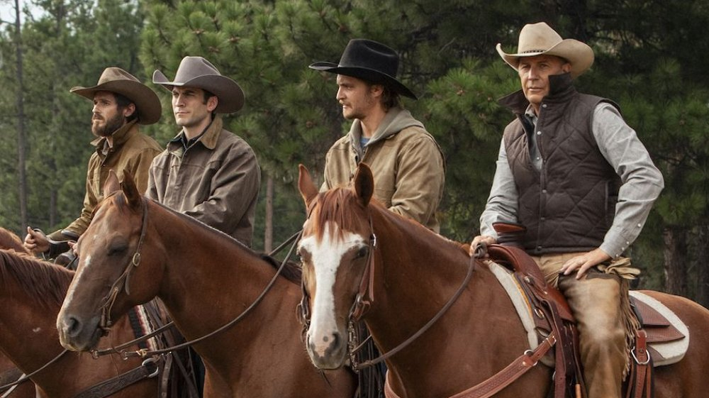 The Truth About The Horse In Yellowstone Season 3