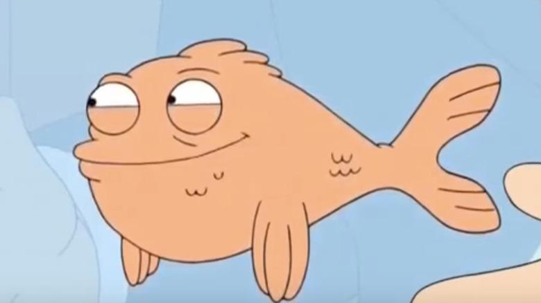 American Dad Fisch