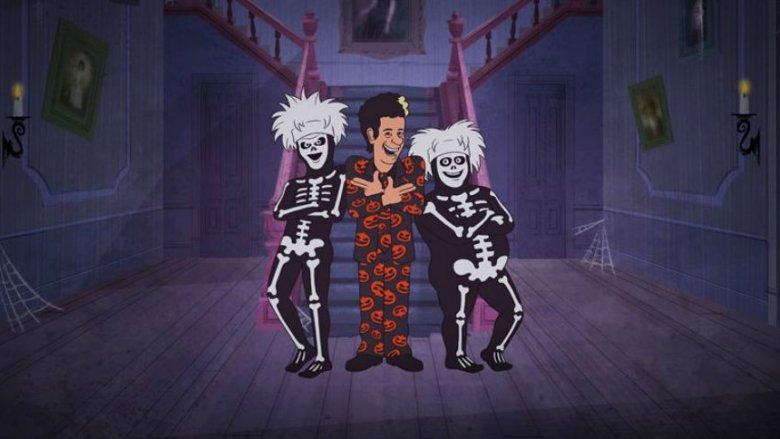 David S. Pumpkins animated special