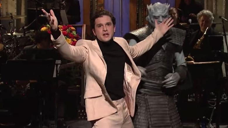 Kit Harington on SNL