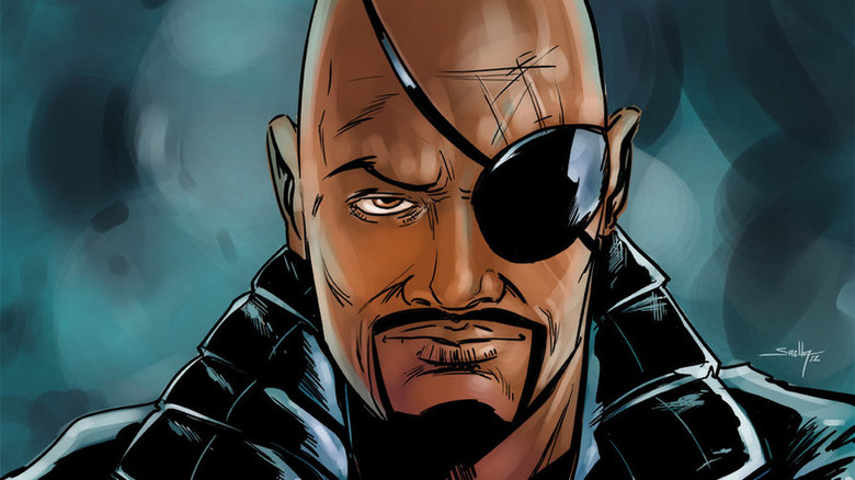 Ultimate Nick Fury
