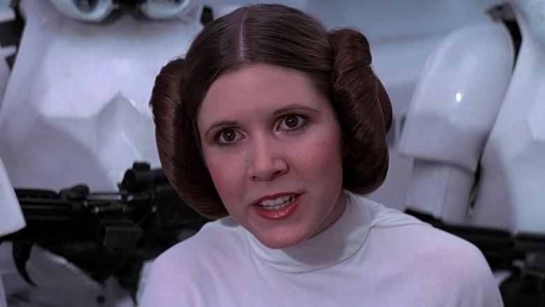 The Untold Truth Of Princess Leia