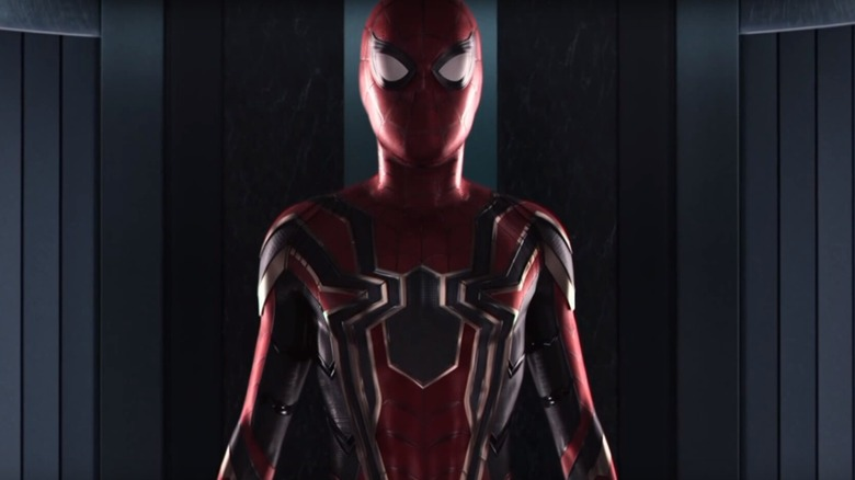Spider-Man Iron Spider