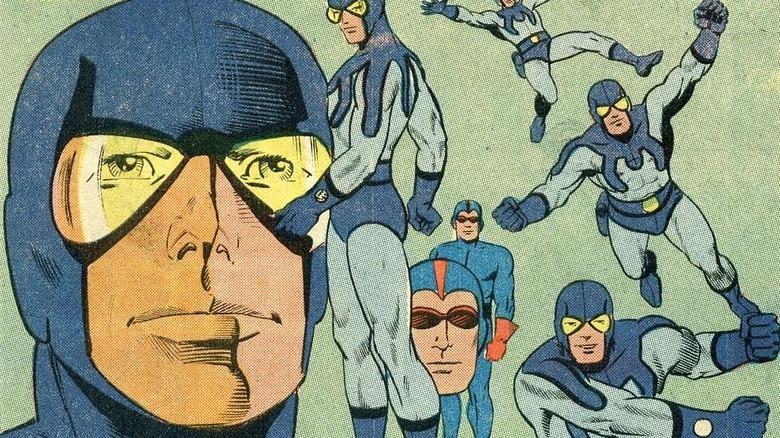 Blue Beetle Steve Ditko Charlton Comics