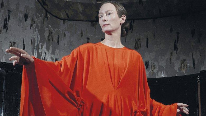 Tilda Swinton in the new Suspiria