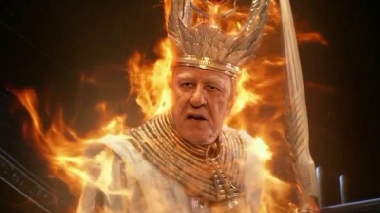 Geoffrey Rush in Gods of Egypt