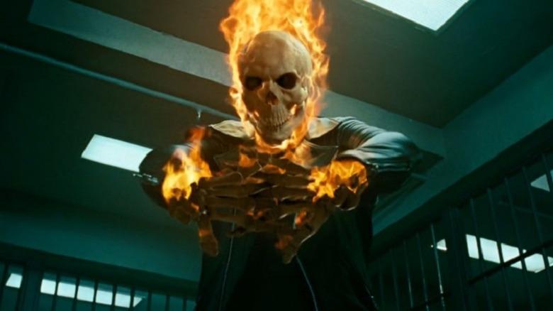 Ghost Rider movie 2007