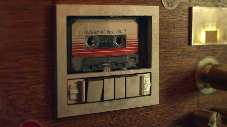Guardians of the Galaxy tape player