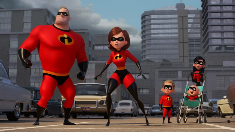 Things only adults notice in Incredibles 2