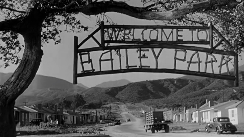 Bailey Park in It's a Wonderful Life