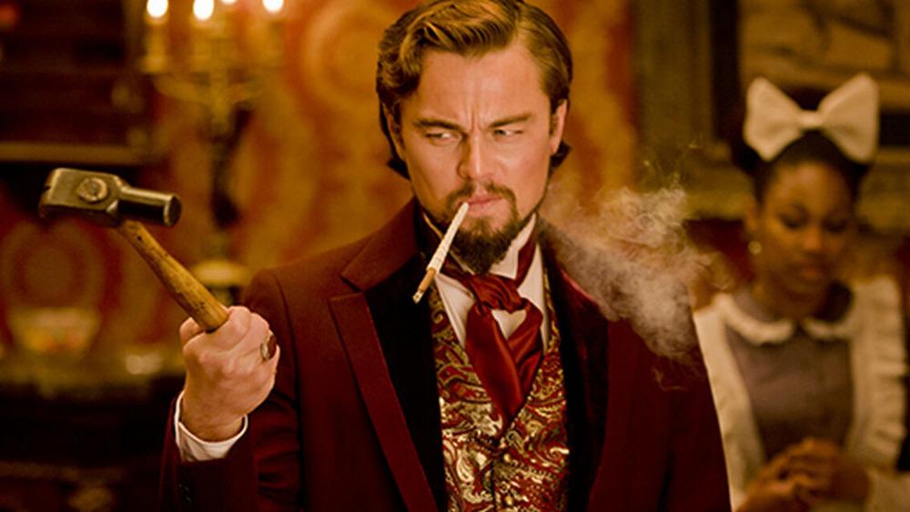 Leo DiCaprio Django Unchained