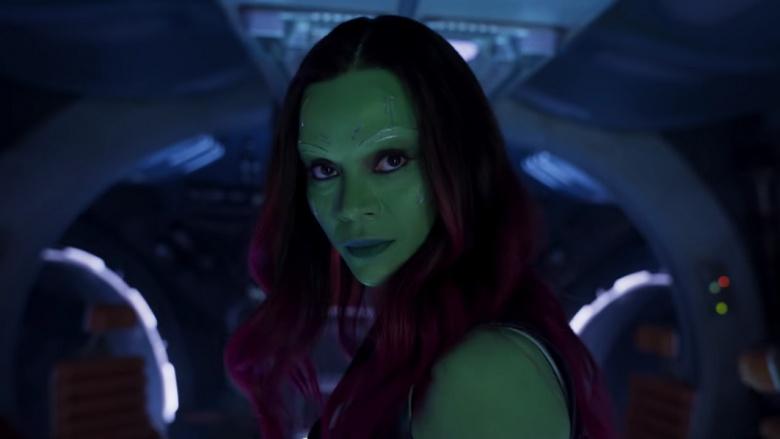 Guardians of the Galaxy: Gamora 01 |Gamora Guardians Of The Galaxy Trailer