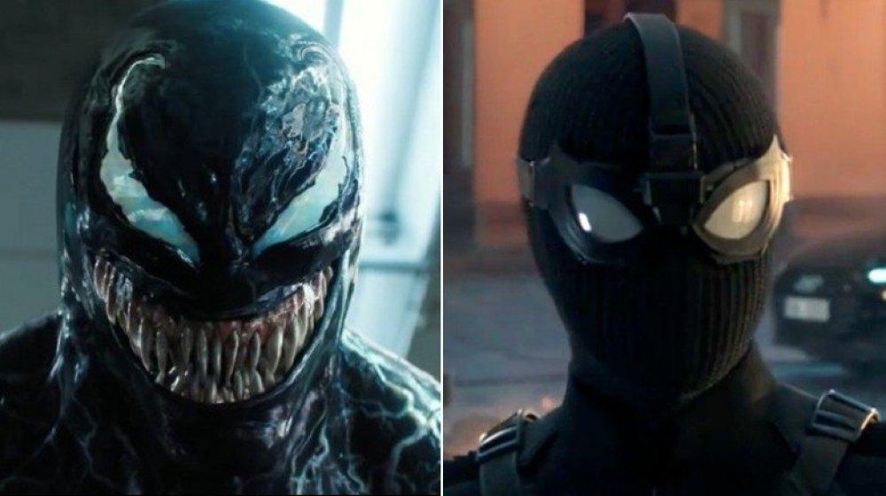 Tom Hardy teases Venom...
