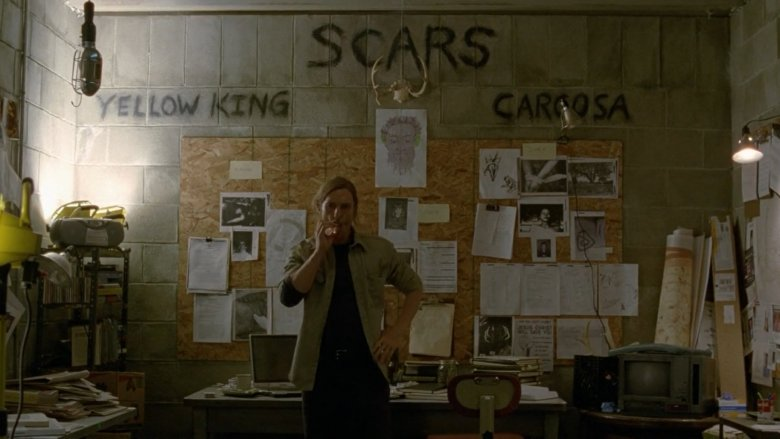 Scene from True Detective