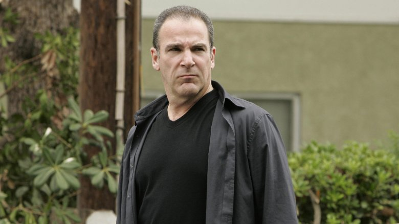 Mandy Patinkin in Criminal Minds