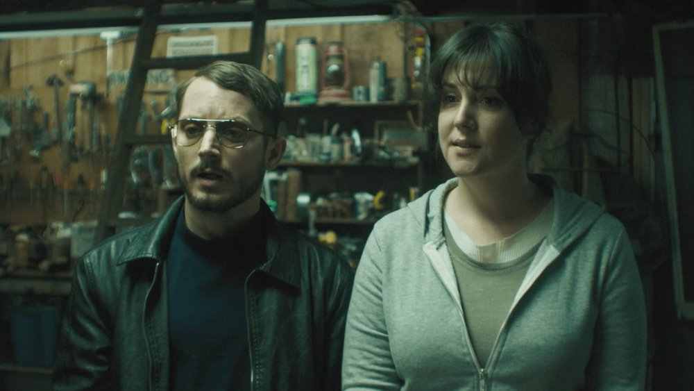 Scene from I Don't Feel at Home in this World Anymore