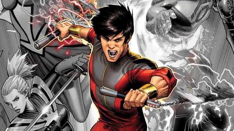 Shang-Chi, Marvel