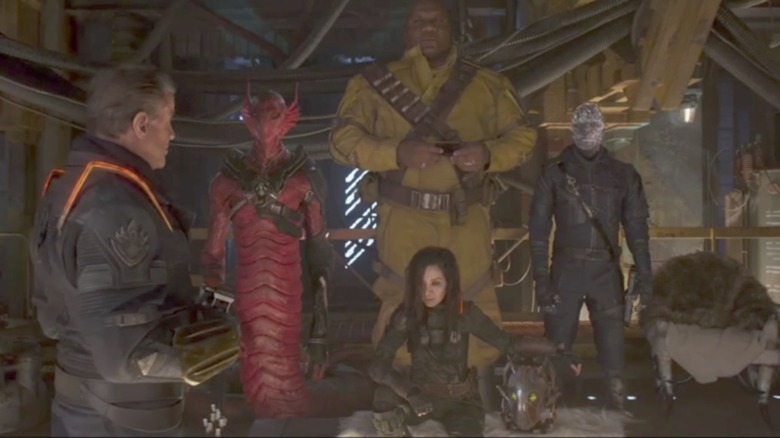 Original Guardians of the Galaxy