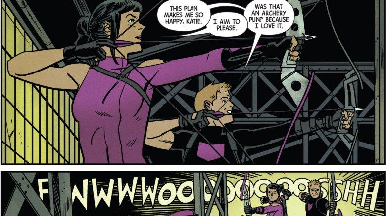Both Hawkeyes