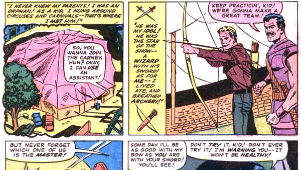 What Marvel wants you to forget about Hawkeye