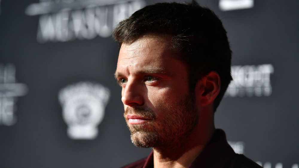 What Sebastian Stan would look like as post-original trilogy Luke Skywalker