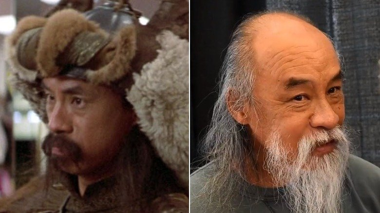 Al Leong as Genghis Khan